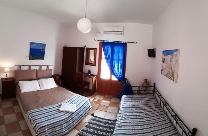 Apartment 3 pax